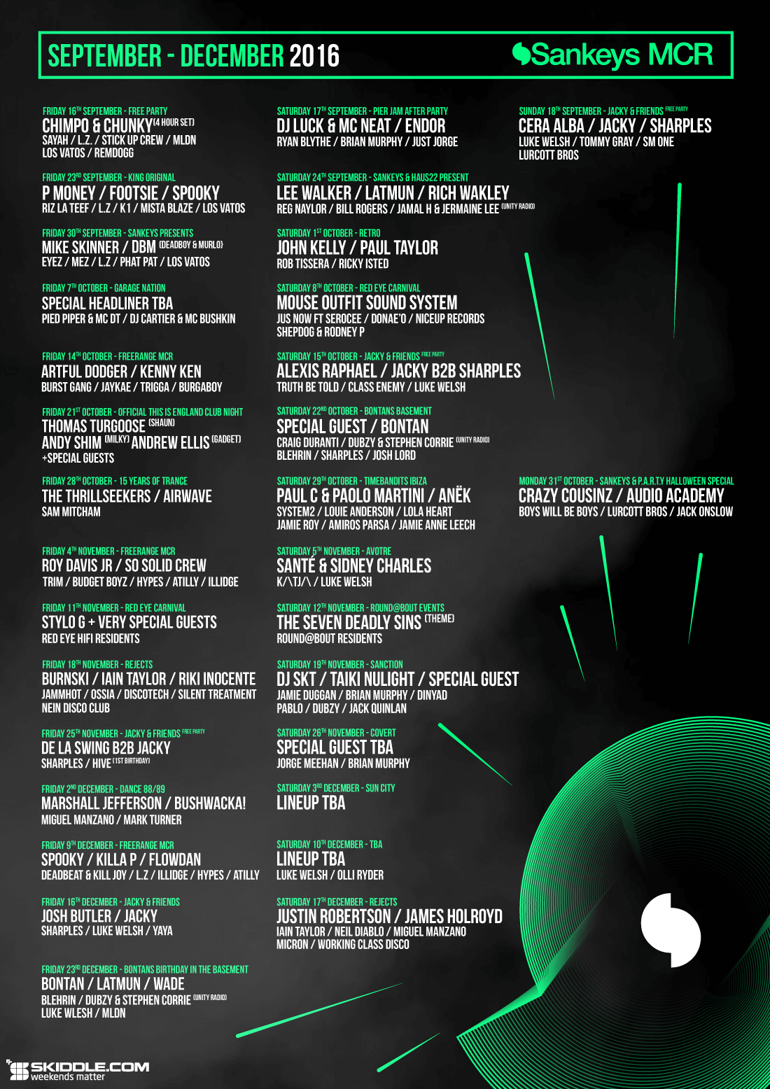 Sankeys-Autumn-Lineup-website-poster